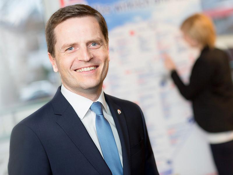 Bernhard Reikersdorfer, MBA