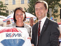 B�roer�ffnung RE/MAX for all, Graz