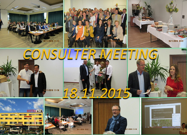 Consulter Meeting der RE/MAX DCI GRUPPE