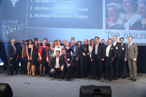 RE/MAX DCI Office-Group 1 of the Year 2016