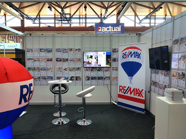 RE/MAX Family auf der PlusRegion Regionalmesse