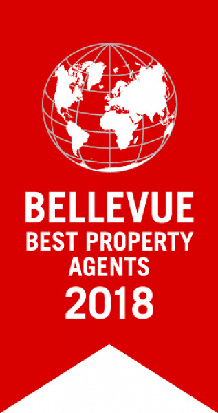 Bellevue BPA - Best Property Agent 2018 Award