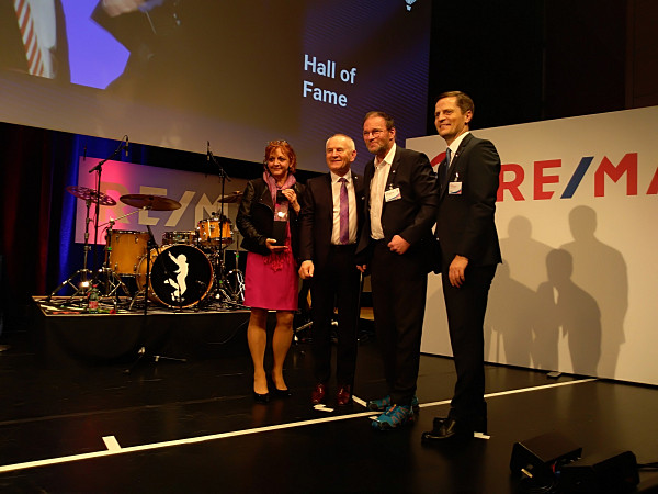 Hall of Fame-Award für Michael Auer