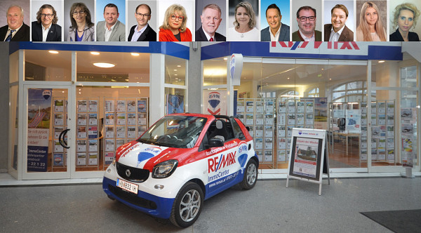 Die SMARTesten Makler Vöcklabrucks - RE/MAX ImmoCenter-Team Vöcklabruck!